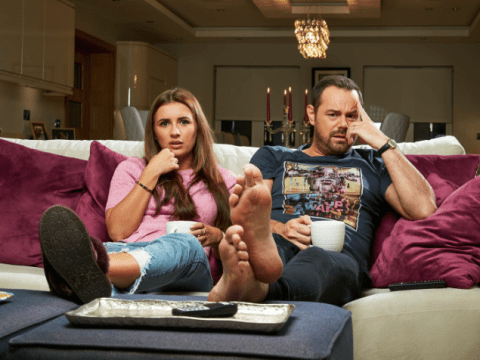 Danny Dyer and daughter Dani sign up for reality show special as they share the sofa on Celebrity Gogglebox