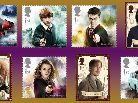 Ever wanted your very own Hogwarts letter? Royal Mail now sells Harry Potter stamps