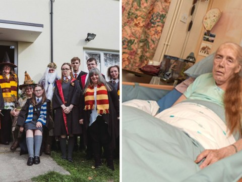 Dying woman gets her final wish: A Harry Potter themed funeral
