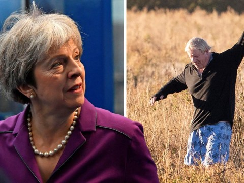 Theresa May won't be intimidated by Boris Johnson's Tory party conference appearance