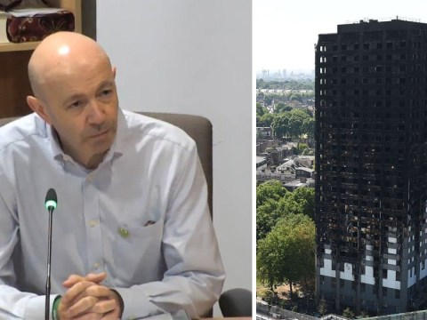 'Calm' Grenfell survivor reveals he ate porridge while waiting for rescue