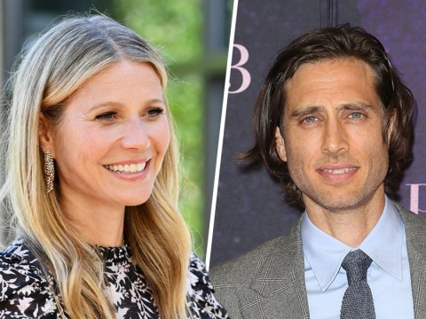 Who is Gwyneth Paltrow's husband Brad Falchuk and when did they get married?