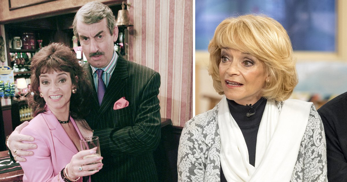 Only Fools and Horses star would 'have her bum pinched by complete strangers' because of show