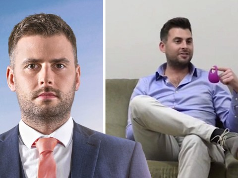 The Apprentice candidate Rick Monk opens up about limitless sex life in sex toy testing video: 'We just get filthy and go for it'