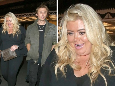 Gemma Collins hits the town with Kim Kardashian's best mate Jonathan Cheban and Arg