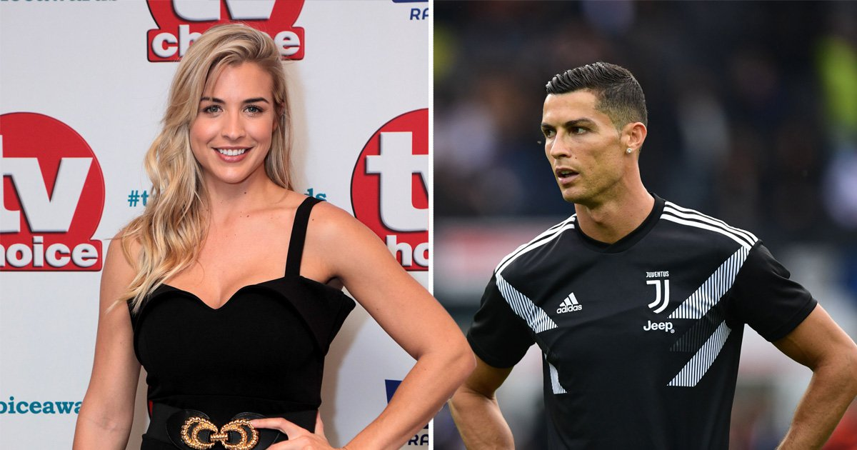 Gemma Atkinson 'could be questioned' as part of investigation into Cristiano Ronaldo rape allegation
