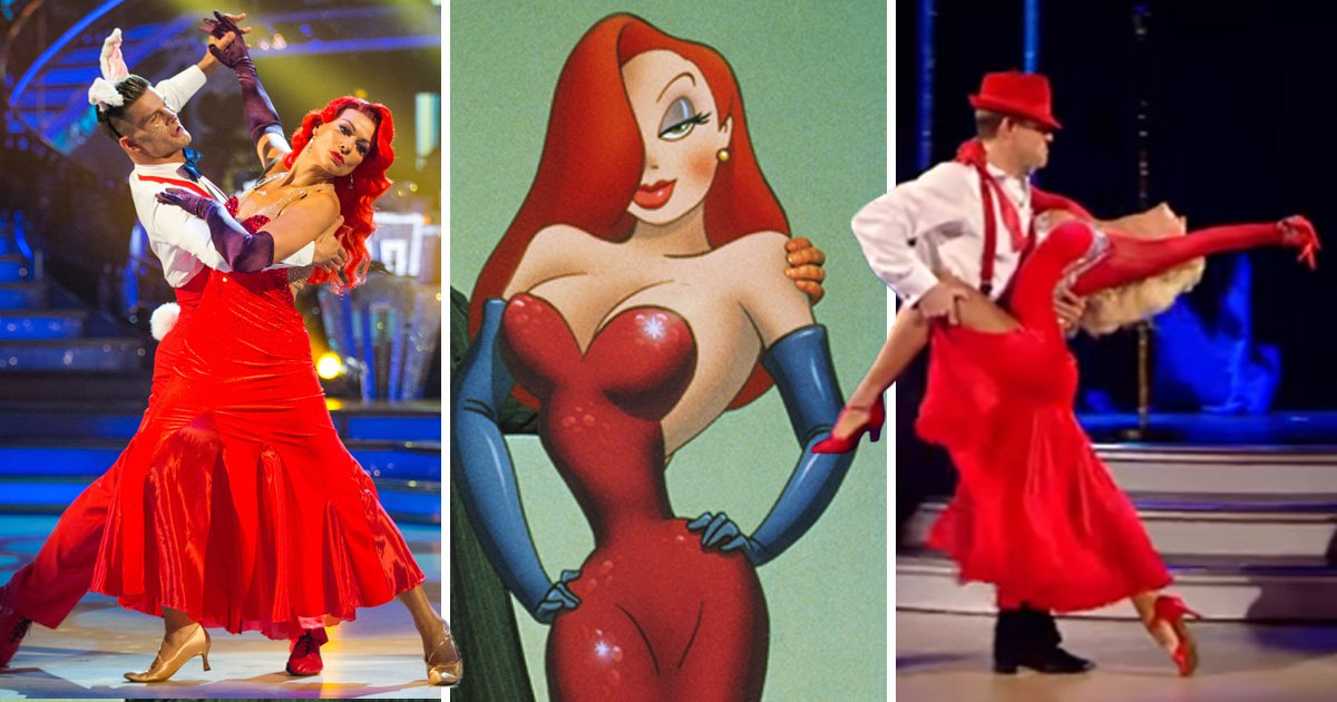 Ex Strictly pro Kristina Rihanoff accuses show of ripping off her Roger Rabbit routine