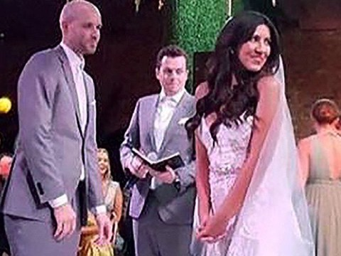 Brooklyn 99's Stephanie Beatriz has married Brad Hoss at grand LA bash