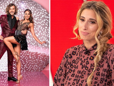 Stacey Solomon 'feels sorry' for Seann Walsh and Katya Jones after Strictly pair caught snogging