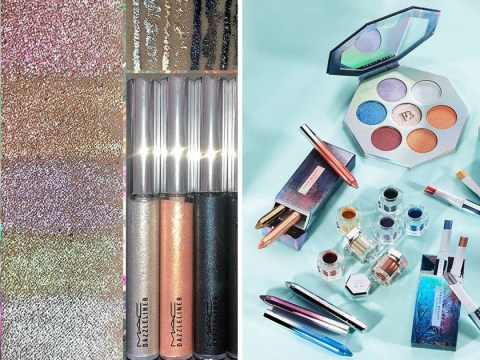 Fenty's Chill Owt line and Mac's Shiny, Pretty Things collection prove Christmas is near