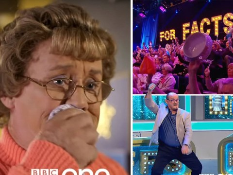 Mrs. Brown Boys' front man Brendan O'Carroll 'is back' and up to no good in For Facts Sake trailer