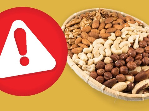 School tells pupils not to eat nuts at breakfast to prevent allergic reactions