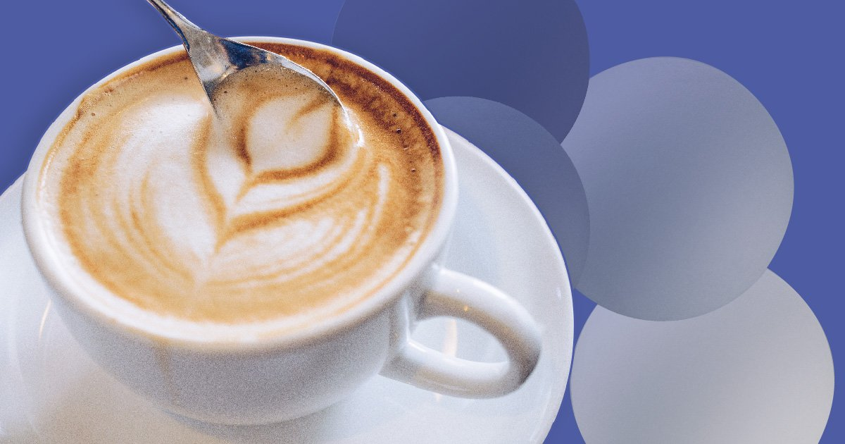 Caffe Nero is giving away 10,000 free coffees this month