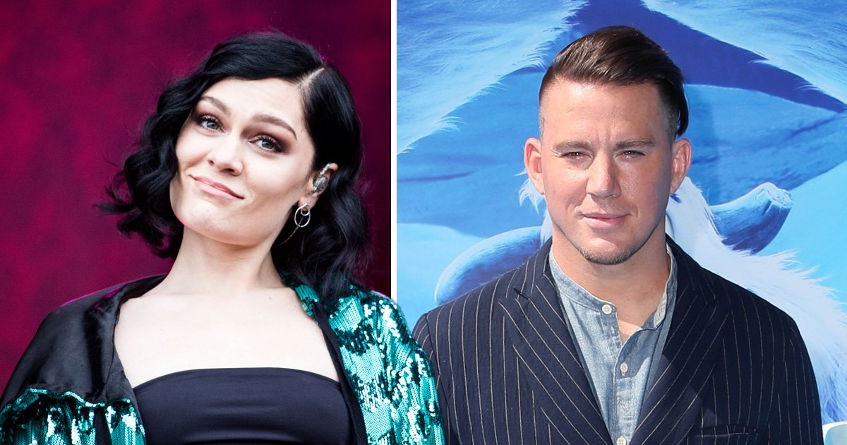 Jessie J and Channing Tatum's relationship so far