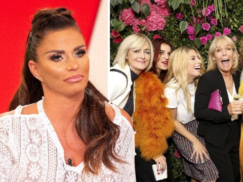 Loose Women remain tight-lipped over Katie Price's arrest as Stacey Solomon admits fear of 'getting in trouble'