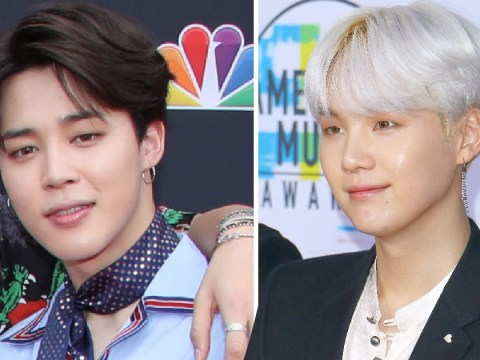 BTS Army can't even handle Suga trying to copy Jimin's spins on-stage in London