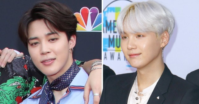 BTS Army can't even handle Jimin and Suga's cute spins in