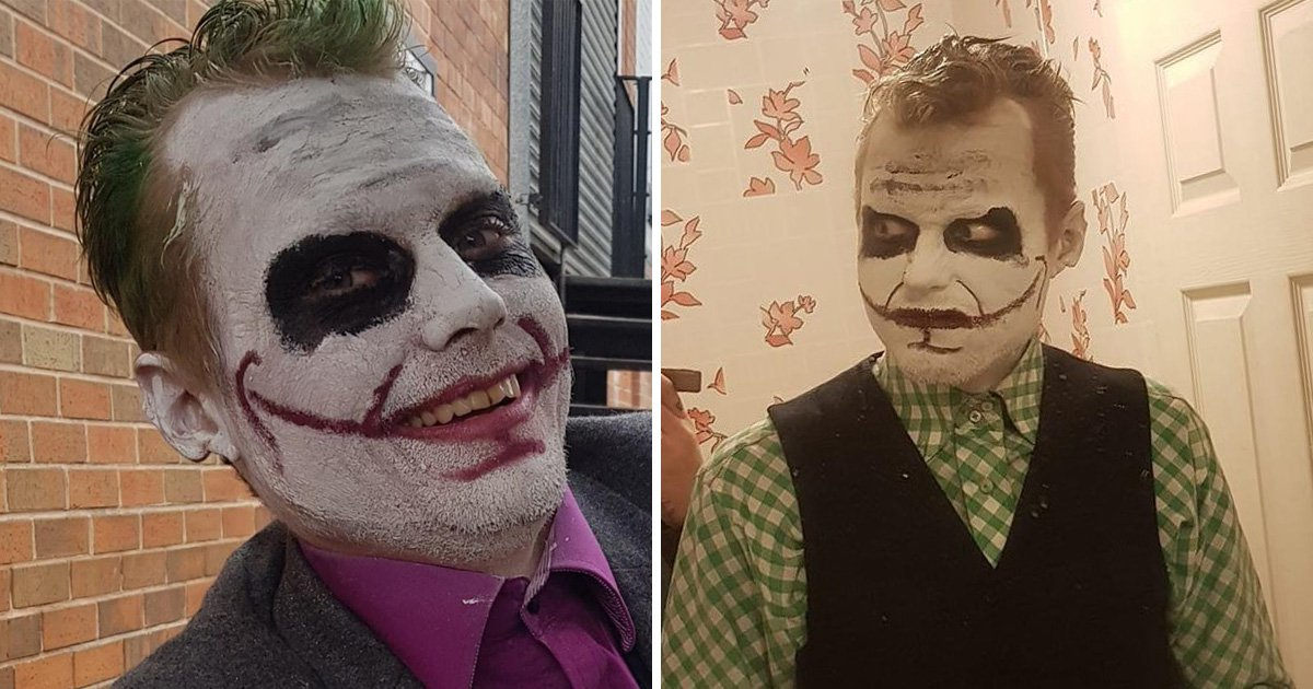 Man who dressed as Joker screamed 'I'll kill today' as he was jailed for Gotham crime spree