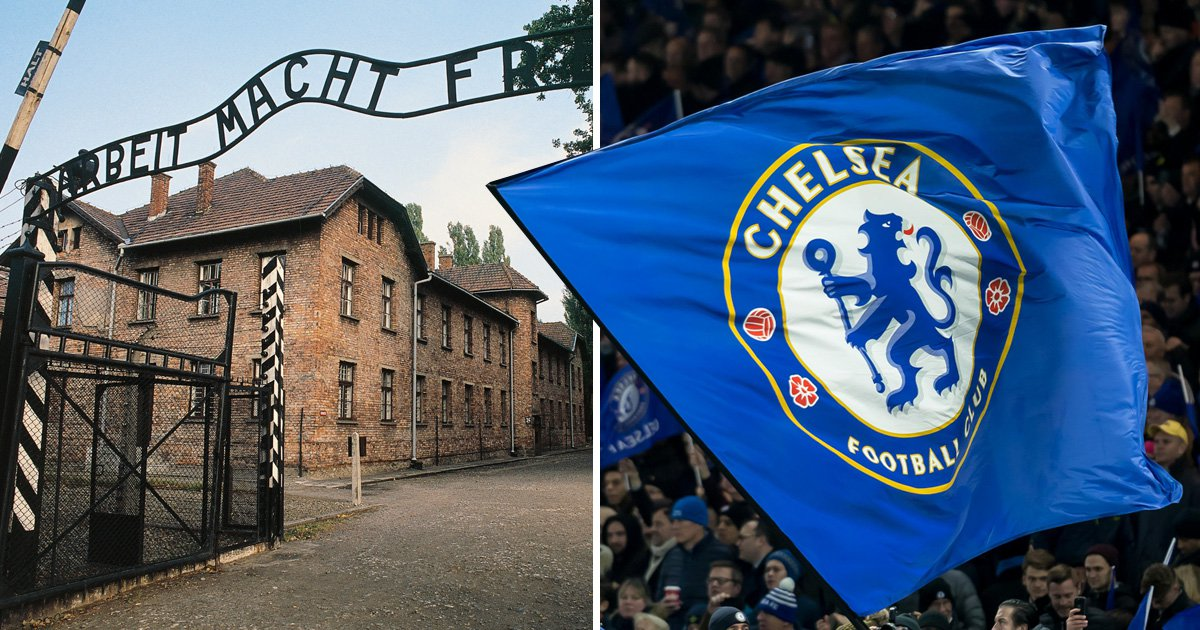 Chelsea to send racist fans to Auschwitz instead of banning them