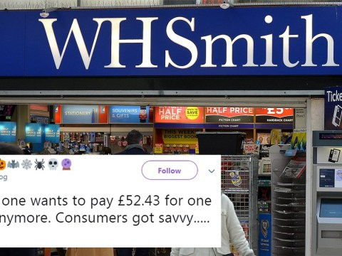 'It's overpriced!': Customers have their say on struggling WH Smith
