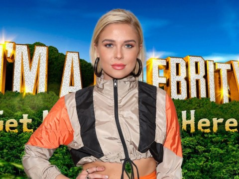 Gabby Allen 'not allowed to do' I'm A Celebrity