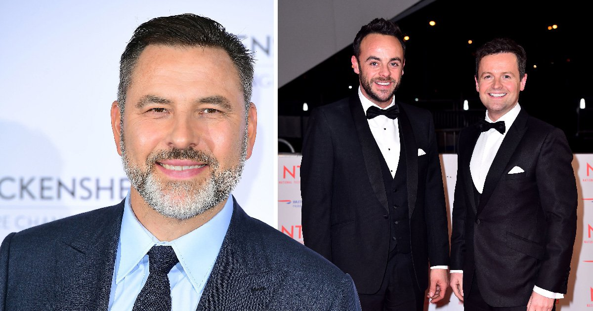 David Walliams mocks proud Geordies Ant and Dec for relocating to fancy West London