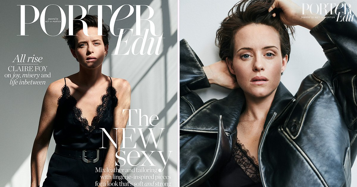 The Crown's Claire Foy dubs pay gap dispute a 'big, fat, dirty secret' and admits she was 'deeply hurt' by the discovery