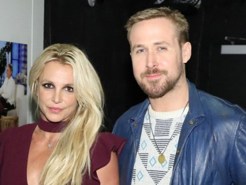 Britney Spears and Ryan Gosling have Mickey Mouse Club reunion