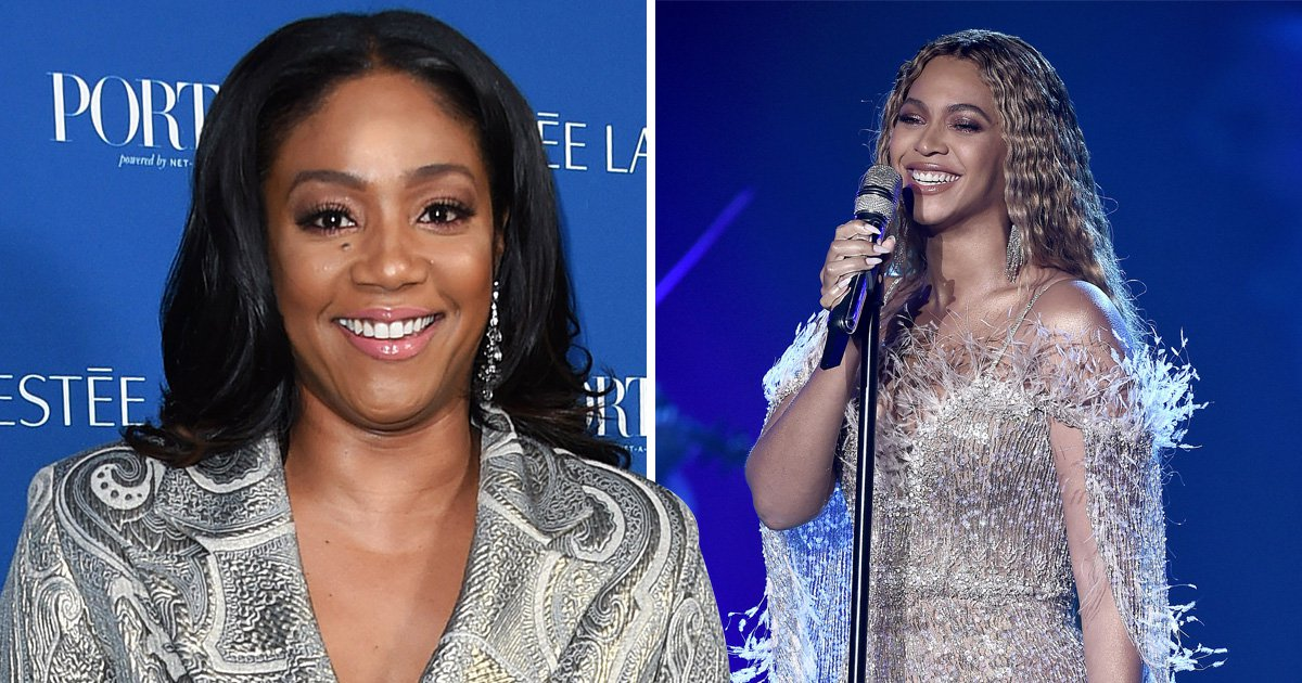 Tiffany Haddish and Beyonce aren't BFFs but they're 'cool'
