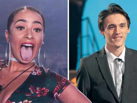 Big Brother's Kenaley Amos-Sissons praises 'brave' Cameron Cole for coming out as gay on show