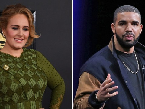 Adele fangirling over Drake is so cute and we want a collab ASAP