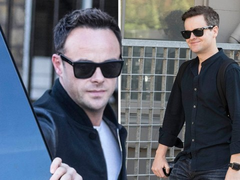 Are Ant McPartlin and Declan Donnelly back working together? Duo seen heading into management's office