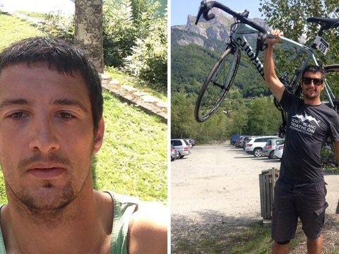 British mountain biker, 34, shot dead by hunter in France