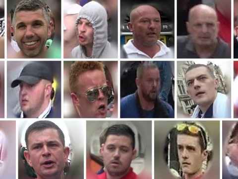 Images released after violence at 'Free Tommy Robinson' rally