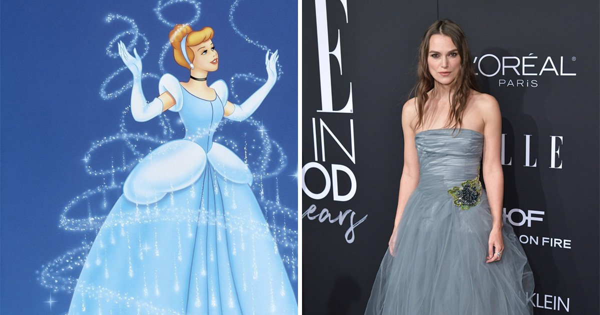 Keira Knightley bans daughter from watching Disney princess films