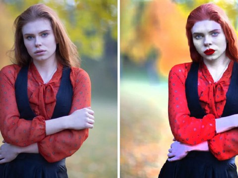 Photographer pays different rates for three edits of her photo and the results are striking