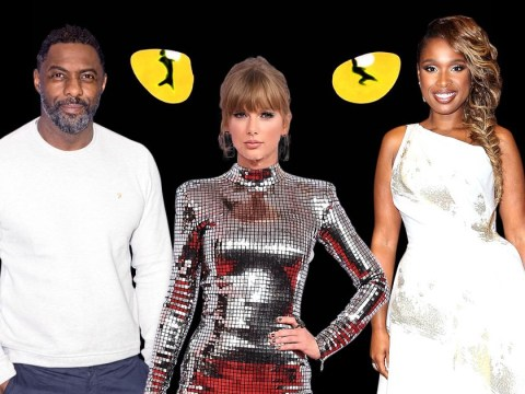 Idris Elba to join Taylor Swift and Jennifer Hudson in Cats movie