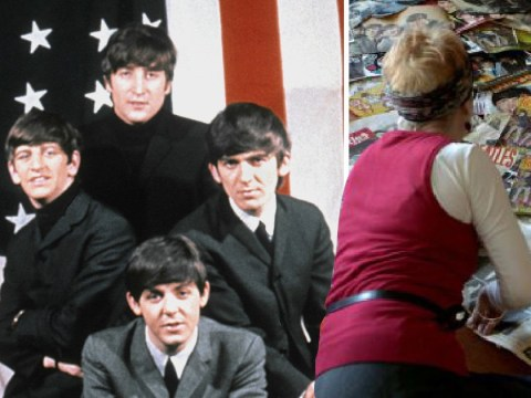 This Beatles superfan made it all the way to their hotel room in her quest to meet the band