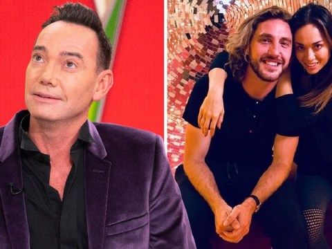 'That was proper tongue kissing!': Craig Revel Horwood suggests Seann Walsh and Katya Jones 'should have got a room'