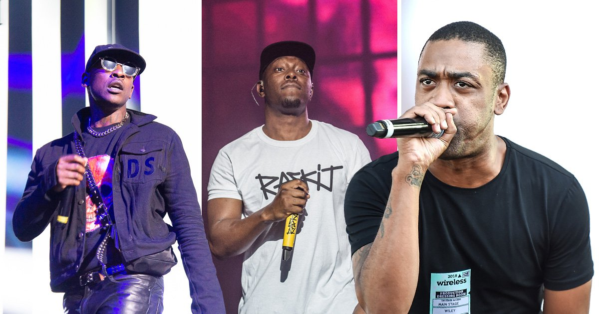 Wiley feuds with Skepta and Dizzee Rascal over their new single Money Right