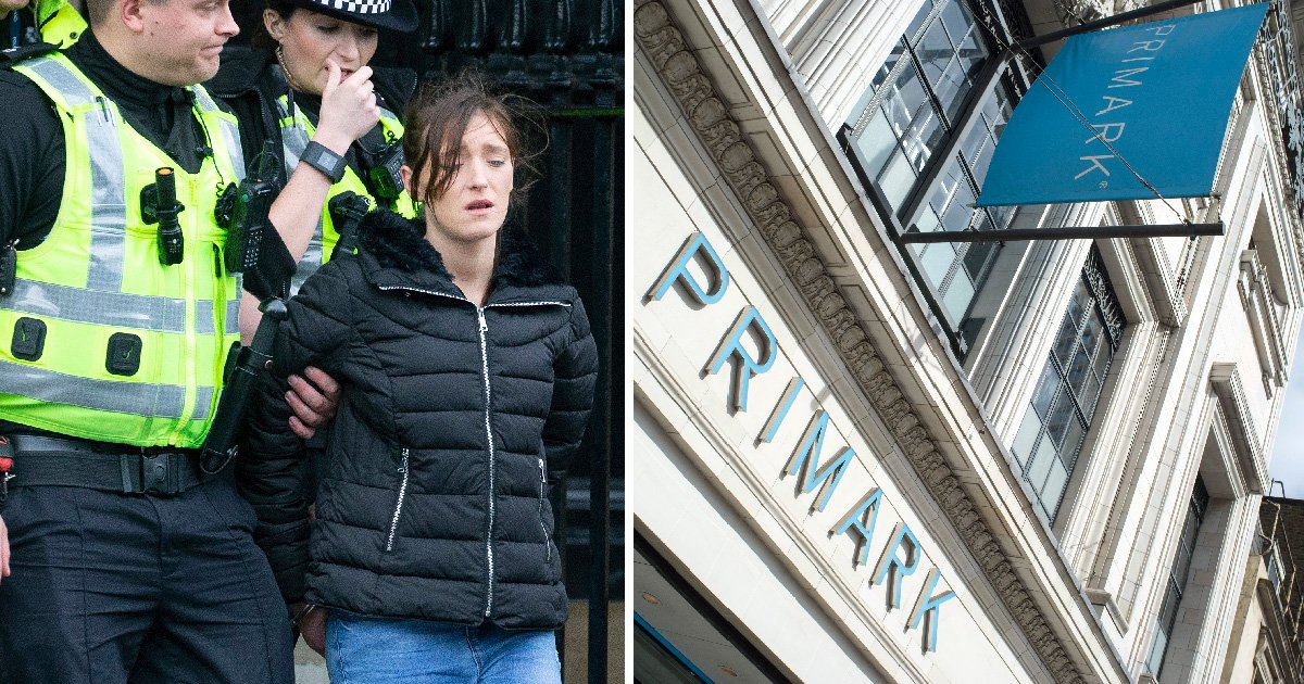 Woman arrested for stealing Primark coat on her way to shoplifting court case