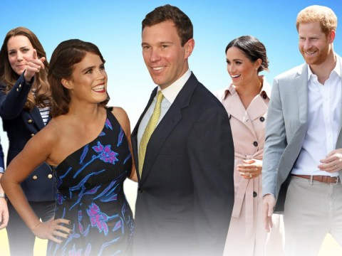 Where are Princess Eugenie and Jack Brooksbank going on honeymoon as we take a look at where the other royals have headed