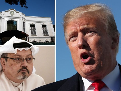 Trump says punishment over missing Saudi journalist must be 'very severe'