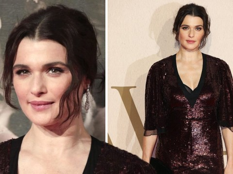 Rachel Weisz returns to red carpet looking more glamorous than ever after birth of daughter