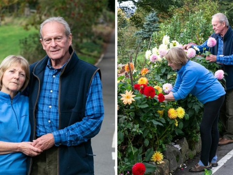 Victory for couple who were told to remove flower bed because it was a 'danger to drivers'