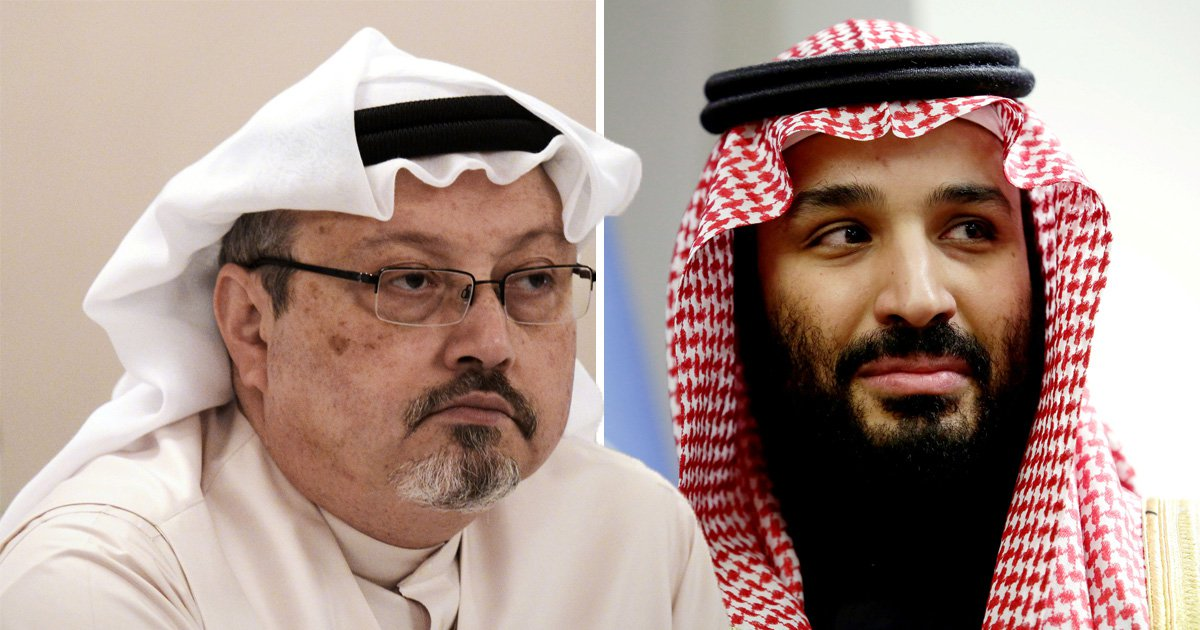 Ex-M16 boss suggests Saudi Crown Prince ordered brutal killing of journalist