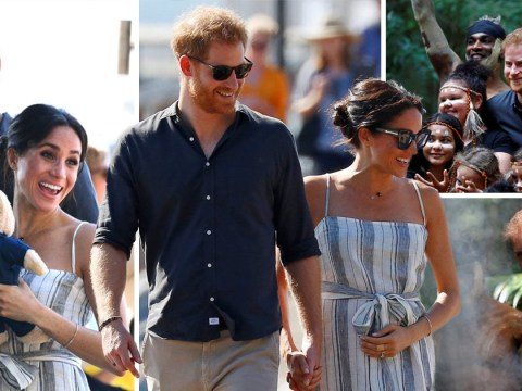 Prince Harry hopes new royal baby will be a little girl