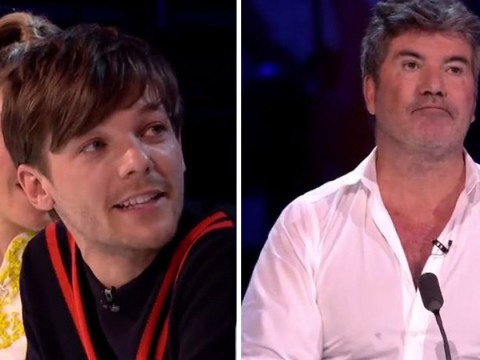 Simon Cowell branded a 'piece of s**t' by One Direction fans over X Factor clash with Louis Tomlinson