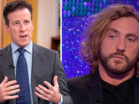 Strcitly Come Dancing judge Anton Du Beke reveals Seann Walsh and Katya Jones could 'win' series