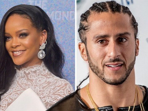 Rihanna teaming up with Colin Kaepernick for music video after turning down Super Bowl
